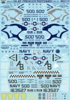 FTD48039 EA-6B Prowler VAQ-137 Rooks/VAQ-139 Cougars