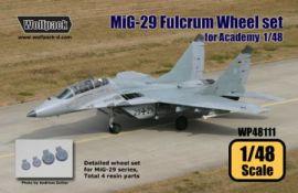 WP48111 MiG-29 Fulcrum Räder