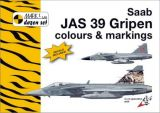 MKD7212 JAS 39 Gripen Colours and Markings