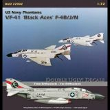 ADU7202 F-4B/J/N Phantom II VF-41 Black Aces