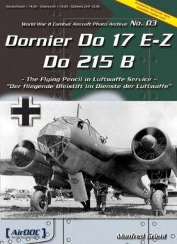ADPA03 Dornier Do 17E-Z/Do 215B