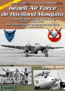 ADPS05 de Havilland Mosquito Israeli Air Force Part 1