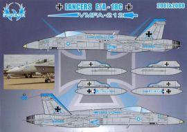 PHD3207 F/A-18C Hornet VMFA-212 Lancers