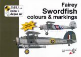 MKD7213 Swordfish Colours and Markings