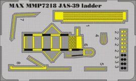 MMP7218 JAS 39 Gripen Einstiegleiter (farbbedruckt)