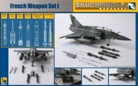 SW48008 Französisches Waffenset Teil 1