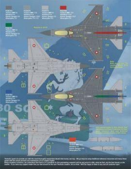 TB72098 F-16AM Block 10 Fighting Falcon