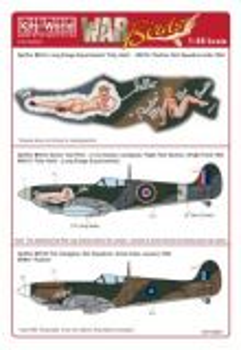 KW48063 Spitfire Mk.VIII & Spitfire Mk.IXc