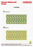 TMD32031 4-colour Lozenge for upper and lower surfaces