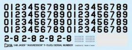 DXM48102 F-15J/DJ Eagle JASDF Aggressors Codes