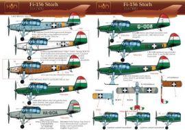 HU48085 Fi 156 Storch ungarische Luftwaffe