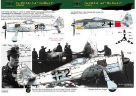HU72115 Fw 190 A-8 und Fw 190 F-8