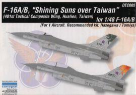CDD4805 F-16A/B Fighting Falcon chinesische Luftwaffe