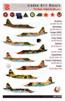 LH72026 Globale Su-25 Frogfoot Teil 3
