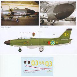 MMD4805 A 32A Lansen mit Haifschmaul