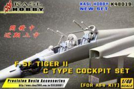 KH48019 F-5F Tiger II Cockpit Set (C-Typ)