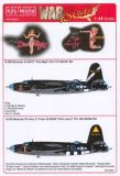 KW48081 B-26B Marauder: Dina Might & Pinks Lady II