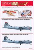 KW48076 B-29A Superfortress: Ace in the Hole & Fire Ball