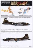 KW72067 B-17F Flying Fortress: Piccadilly Lily & Lady Luck