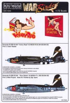 KW72068 B-26B Marauder: Victory Read & Slow Starter