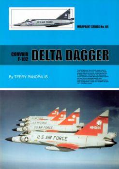WT064 Convair F-102 Delta Dagger