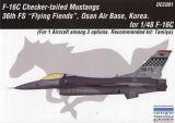 CDD4801 F-16C Fighting Falcon 36th FS Flying Fiends
