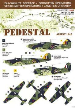 DPC72002 Vergessene Operationen: Pedestal, August 1942