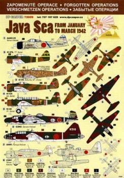 DPC72009 Vergessene Operationen: Java Sea, Januar-März 1942
