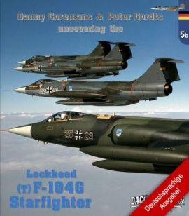 DCB005D (T)F-104G Starfighter (deutschsprachige Ausgabe)