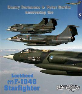 DCB005E (T)F-104G Starfighter (englischsprachige Ausgabe)