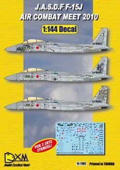 DXM14001 F-15J Eagle JASDF TAC Meet 2010