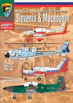 BRAFS04 Ex-jugoslawische Luftwaffen 1991-99, Teil 2