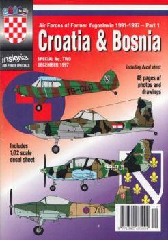 BRAFS02 Ex-jugoslawische Luftwaffen 1991-97, Teil 1