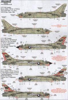 XD72160 F-8E/H/J Crusader