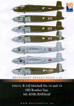DD32012 B-25J Mitchell/Strafer