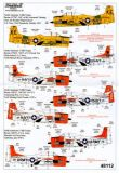 XD48112 T-28B/BD Trojan