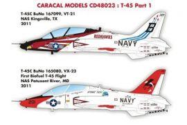 CD48023 T-45C Goshawk VT-21 & VX-23