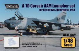 WP48164 A-7D/K Corsair II AAM Startschienen