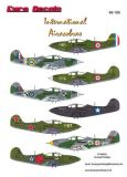 EU48108 P-39/P-400 Airacobra & Airacobra I International