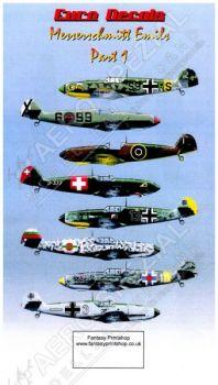 EU72109 Bf 109 E-3/E-4/E-7 International