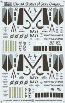 TB48151 F/A-18A/B Hornet