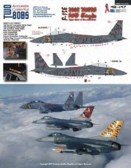 TB48147 F-15E Strike Eagle