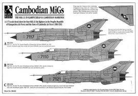 BR7409 MiG-21bis Fishbed