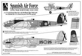 BR7408 Spanische Luftwaffe 1939-1960