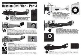BR7253 Russischer Bürgerkrieg 1917-22, Teil 3