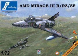 PJ721028 Mirage IIIR/RZ/5F