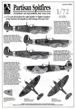 BR7249 Spitfire Mk.Vb/Vc