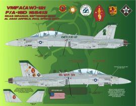 ABD48022 F/A-18D Hornet