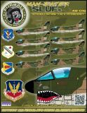 FBD48016 A-7D Corsair II