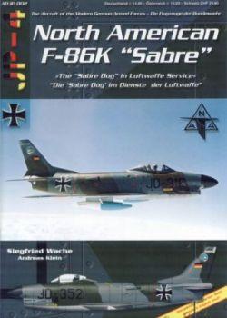 ADJP02 F-86K Sabre - Die Sabre Dog im Dienst der Luftwaffe